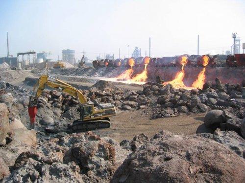 Rammer G 130 City Stahlwerk